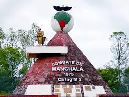 El Monumento al Combate de Manchalá