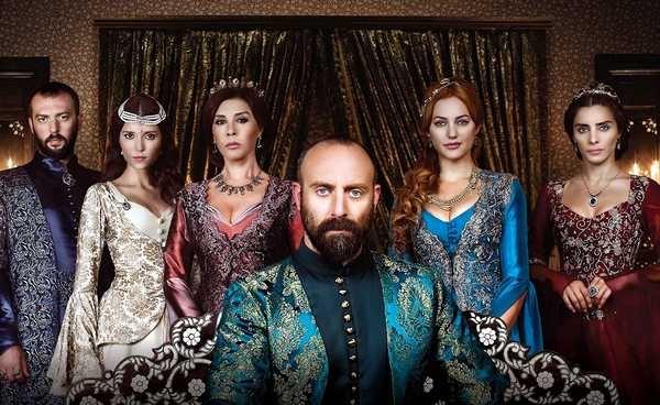 Suleiman magnificul episodul 28