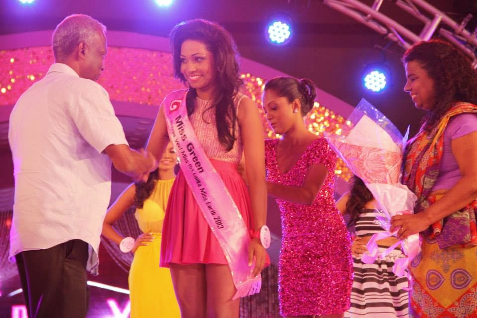 Derana Miss Sri Lanka for Miss Earth 2013