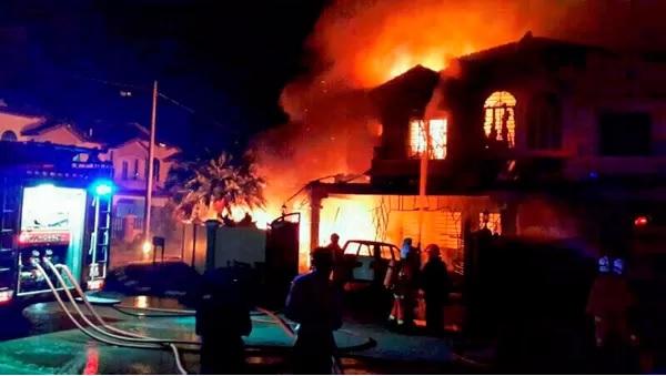 Kebakaran Rumah Pengasas Founder Vida Beauty