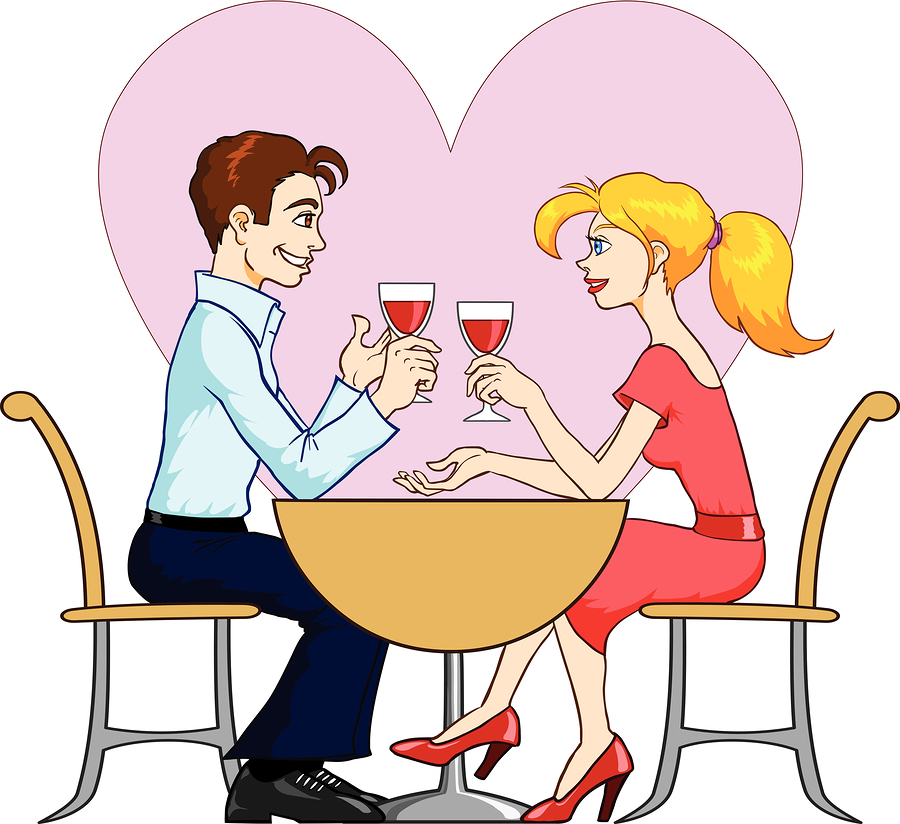 Lunchtime speed dating