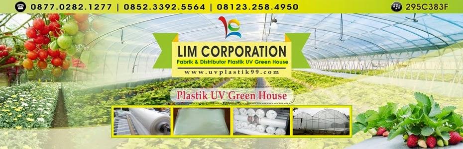 Pabrik  dan Distributor Plastik UV