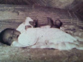 Baby Gloria Faye Brown.../aka Granny Gee