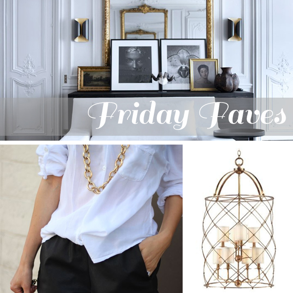 Friday Favourites via Desire to Decorate