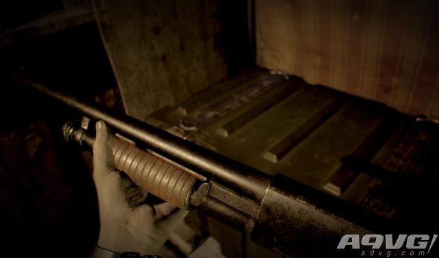 《生化危机7》猎枪获得攻略 猎枪在哪拿