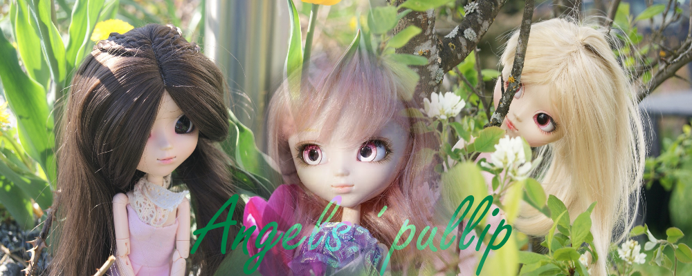 Angels´ Pullip