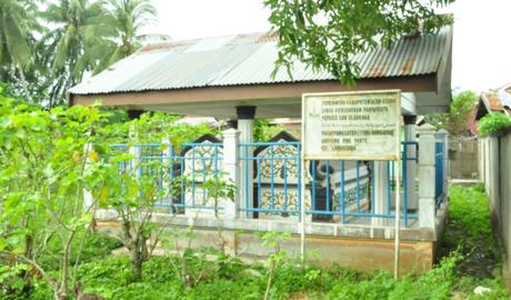 Makam Cut Meutia Tidak Terurus Namun Nyaman Dan Bersih