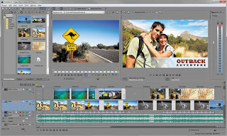 Sony Vegas Movie Studio HD Platinum Production Suite v11.0