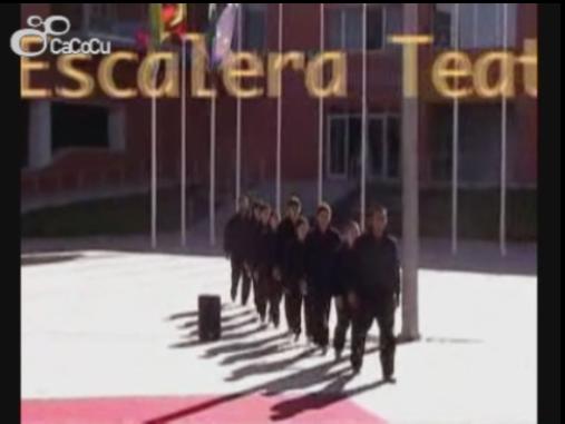 Imagen Escalera Teatro