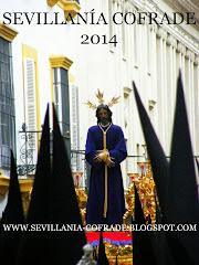 """Cartel """"Sevillanía Cofrade"""" 2014"""