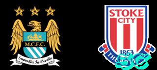 Prediksi Pertandingan Manchester City vs Stoke City 22 Februari 2014