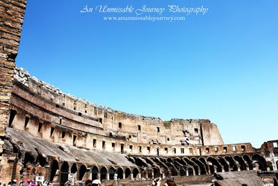 Travel Photos ramblas barcelona Marj Lago indulging the beauty of the Colosseum Rome Italy