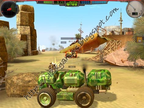 Free Download Games - Hard Truck Apocalypse Rise Of Clans