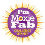 Moxie Fab stencil challenge win