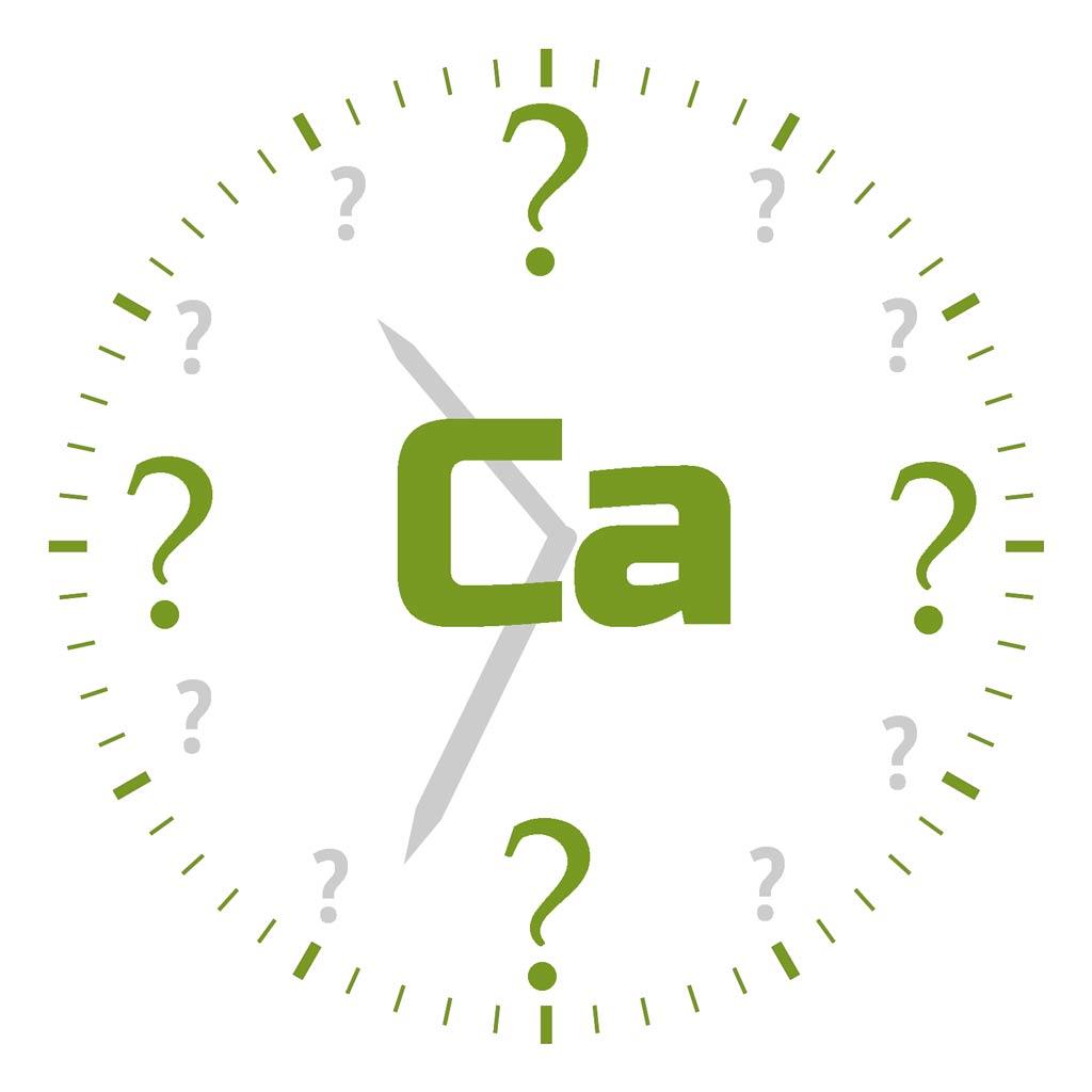 В какое время лучше принимать кальций?