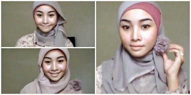 Hijab Fashion Segi Empat