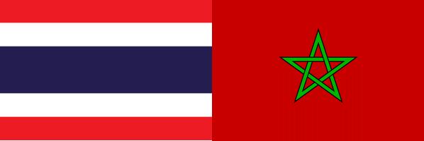 المراسلة رقم 012-15 الصادرة بتاريخ 17 فبراير 2015 في شأن الاحتفاء بالذكرى الثلاثين لتأسيس العلاقات الديبلوماسية المغربية التايلاندية