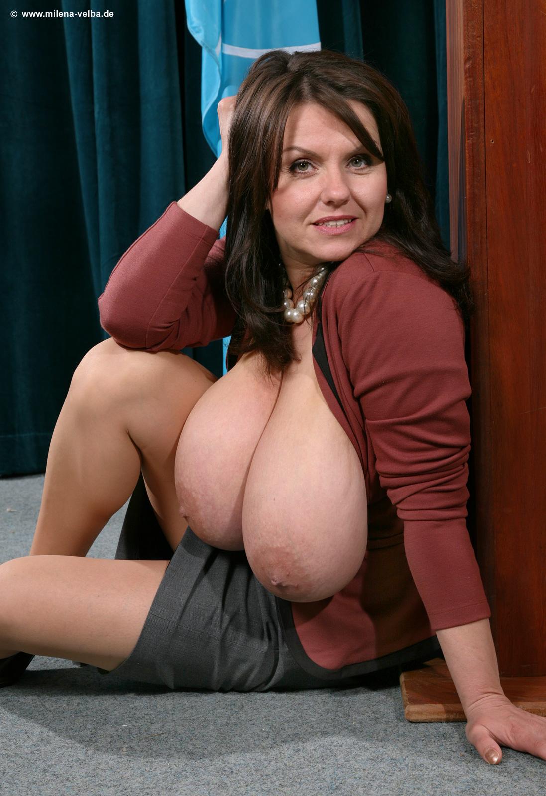 Milena Velba and