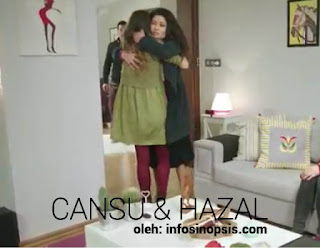 Sinopsis Cansu dan Hazal Episode 24