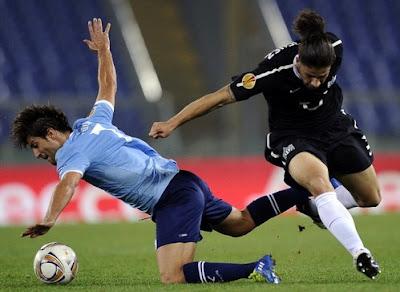 Lazio Zurigo 1-0 highlights