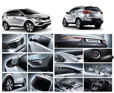 KIA Sportage Platinum | Price and Specifications