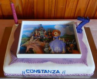 Torta de Mirta Piarrastegui, una GENIA!!!!