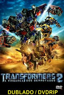 Assistir Transformers 2 Dublado 2009