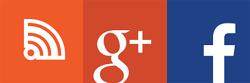 Folge Frau E., Facebook, Google+, Feed, Feedburner, Social Media