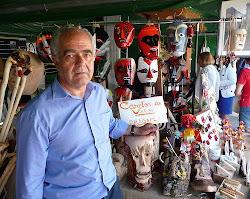 Exposição Máscara Ibérica 2009