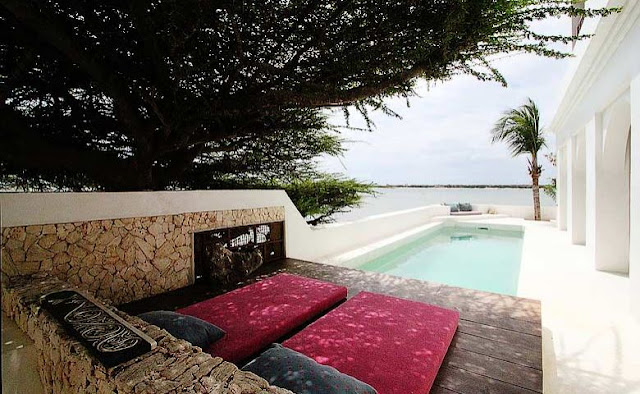 casa con piscina en Kenya