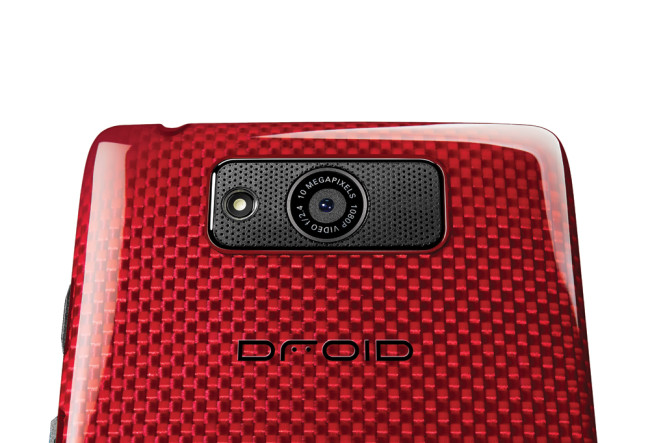 DROID ULTRA 10 MP Camera