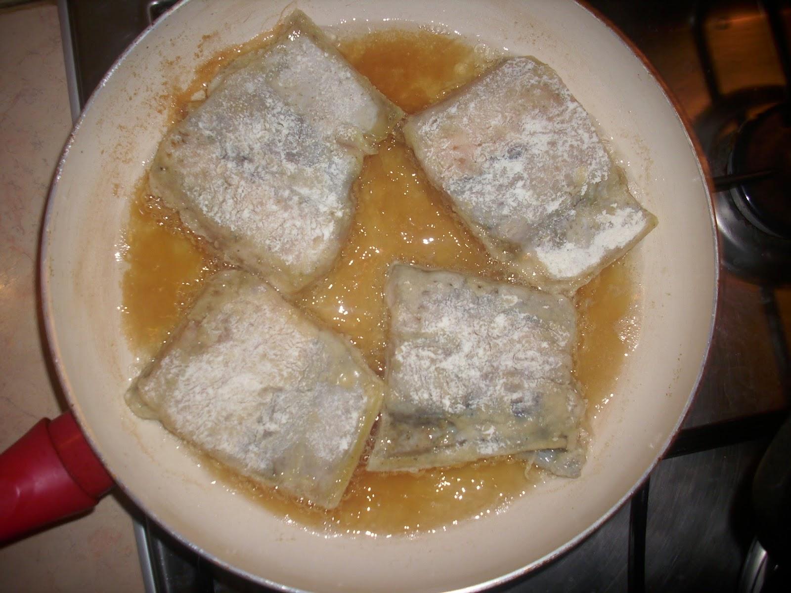 Kuchnia Na Prawo Jesiotr Syberyjski Smazony