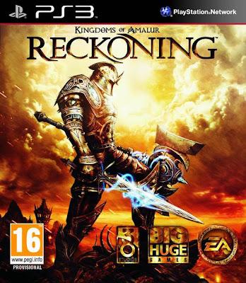 Jogos PLAYSTATION 3 Kingdoms of Amalur: Reckoning
