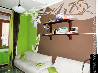 Bonetti camerette bonetti bedrooms imbiancature whitening - Pittura casa moderna ...