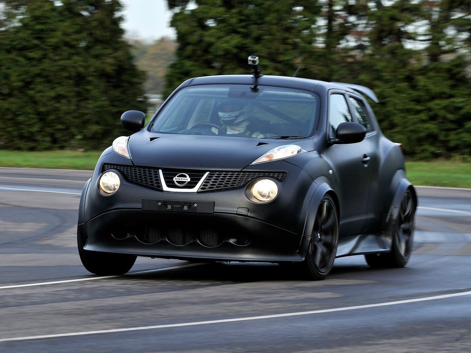 2011 Nissan Juke R Concept Japanese Car Photos