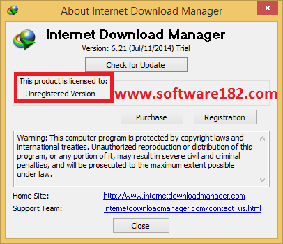 Cara Menghapus Trial 30 Hari Internet Download Manager Tanpa Patch, Crack, Keygen