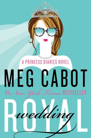Quick Pick Royal Wedding By Meg Cabot Princess Diaries Books I - Can-pick-the-book-quick