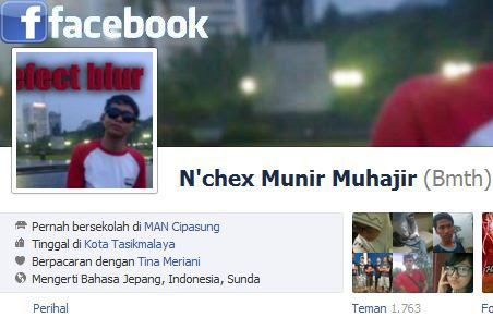 add my facebook here :