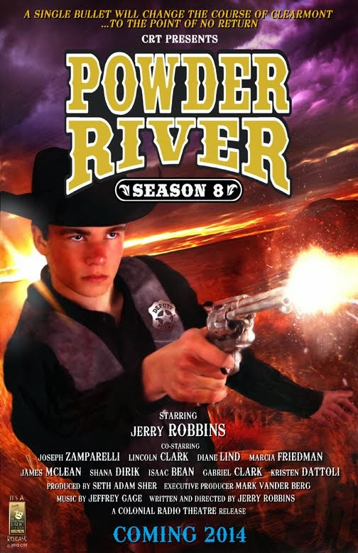 POWDER RIVER Season 8
