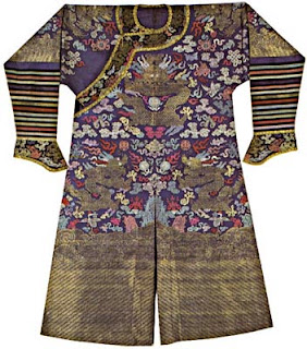 New England Estate Chinese Robe