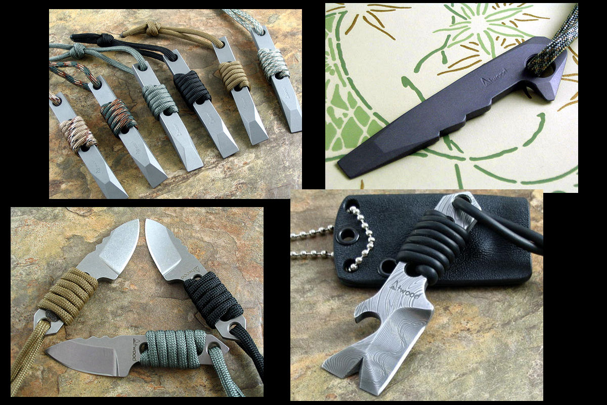 Peter Atwood Knives