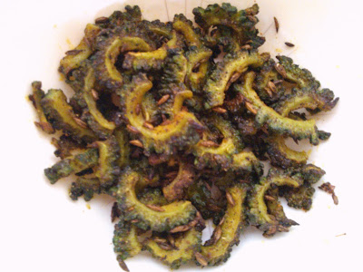Bitter Gourd Fry