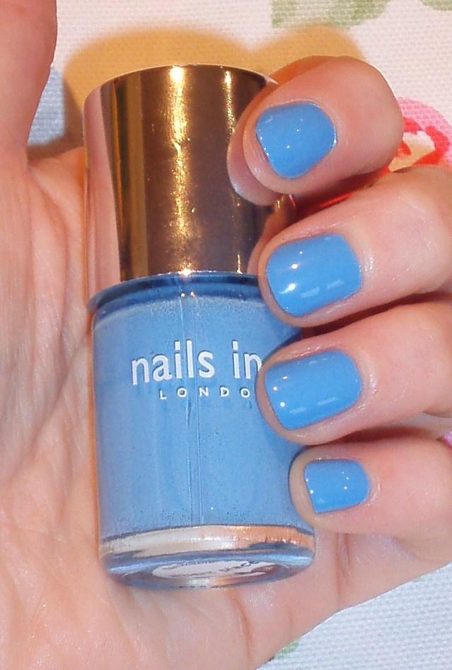 Snowdrop85: Nails Inc Sunshine Collection