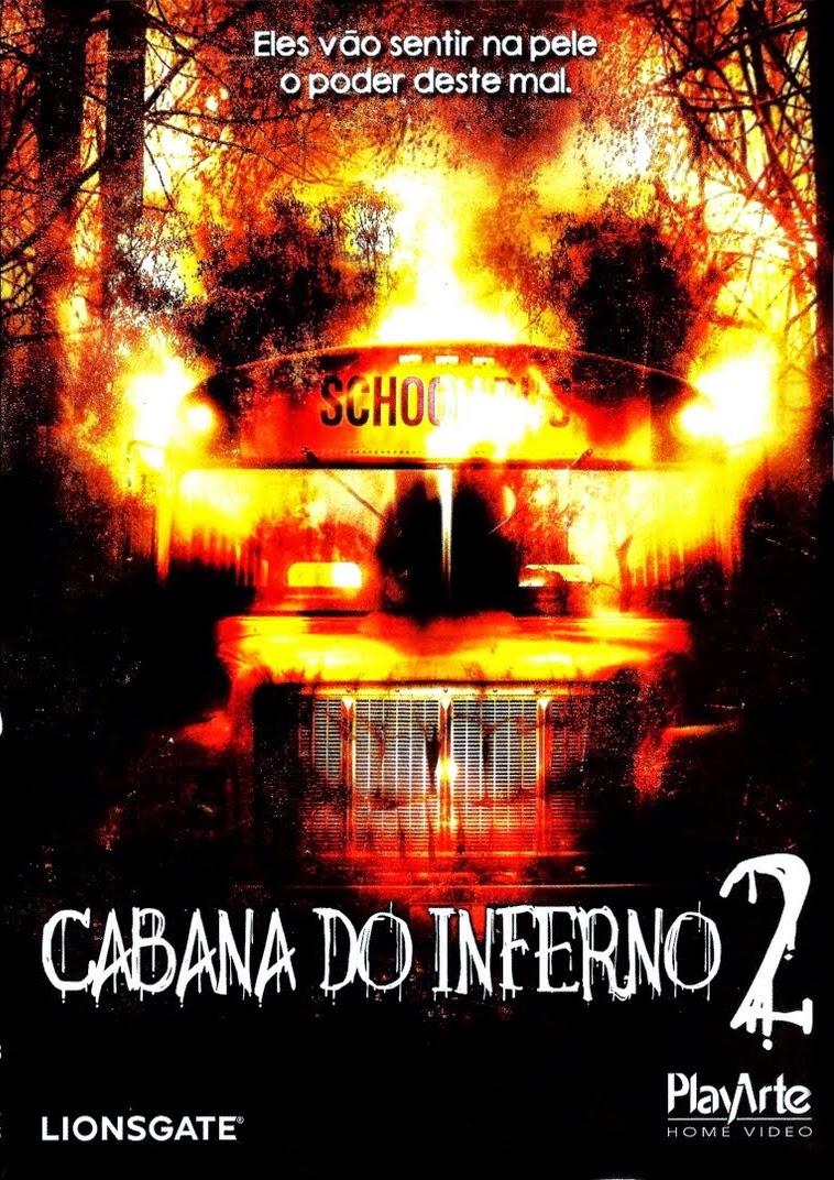 Cabana do Inferno 2 – Dublado (2009)
