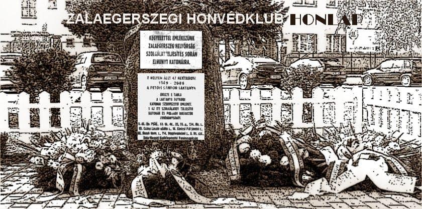 Zalaegerszegi Honvédklub  HONLAP