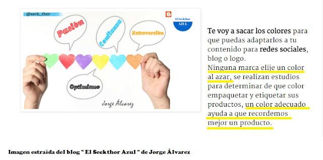 """Extracto de """"Te voy a sacar los colores - de Jorge Álvarez"""""""