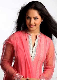 Pooja Bose The Cat Eye Girl in Spicy Traditional Churidars