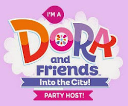 We're Having a Dora and Friends Party