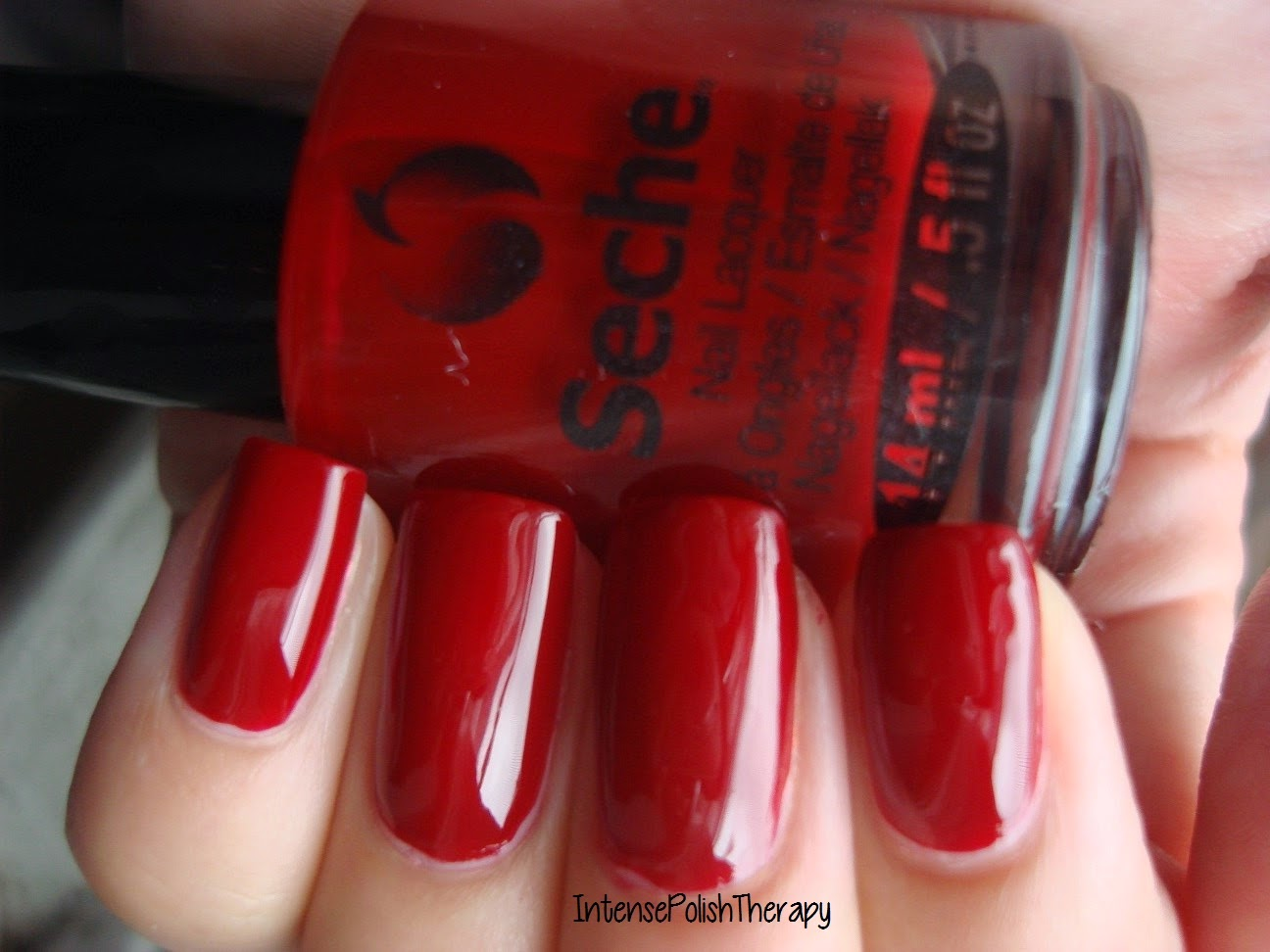 Seche - Rouge
