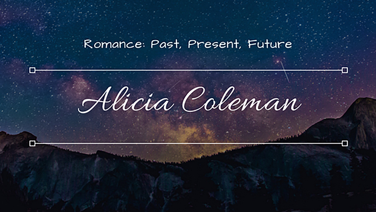Alicia Coleman | Romance Author Blog